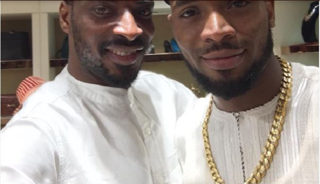 9ice and D'Banj