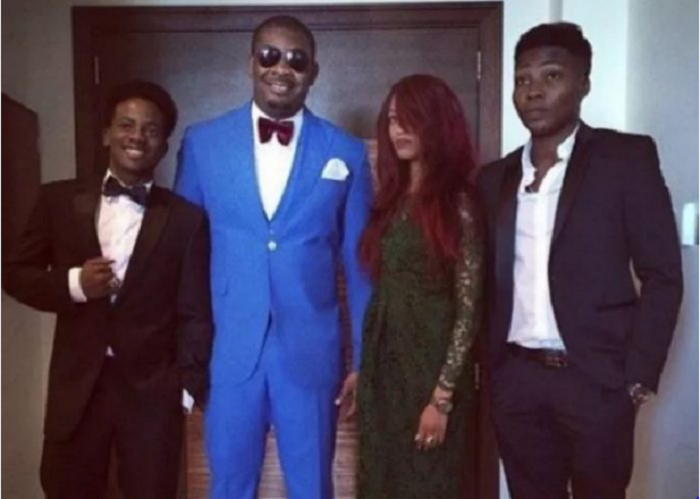 Don Jazzy may lose Reekado Banks