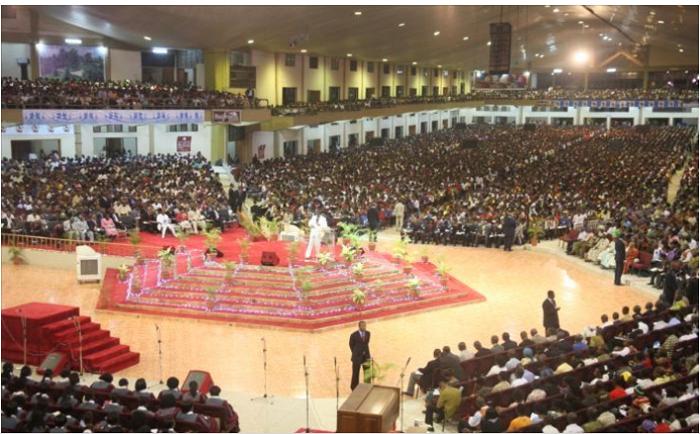 Largest Church auditoriums in Nigeria
