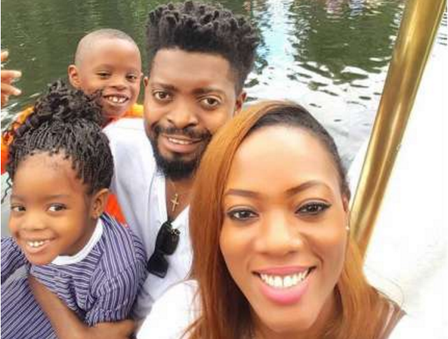 Basketmouth and family robbed