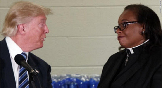 female-pastor-interrupts-trump