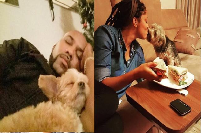 nigerian-celebrities-who-treats-their-pets-like-babies