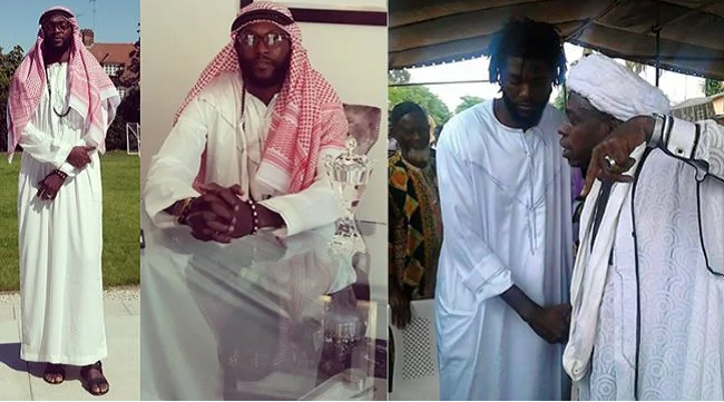 why-adebayor-dumped-christianity-for-islam