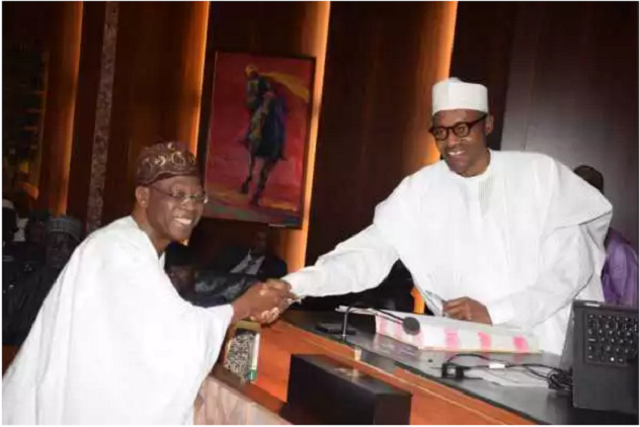 President Buhari to sack Lai Mohammed as he plans cabinet reshuffle Read