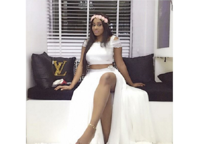 AY Comedian's wife Mabel