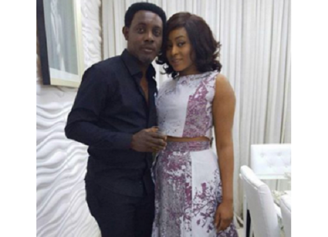 AY Comedian and wife Mabel share another photo to kill divorce rumors