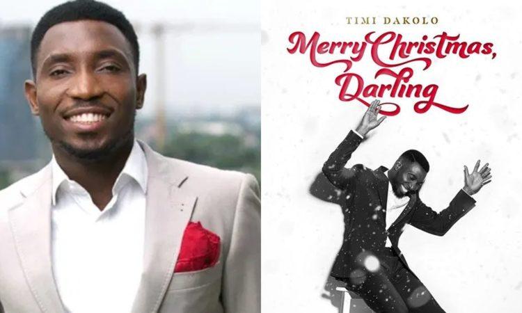 Nigerian singer, Timi Dakolo featured in UK newspaper for Merry Christmas Darling album