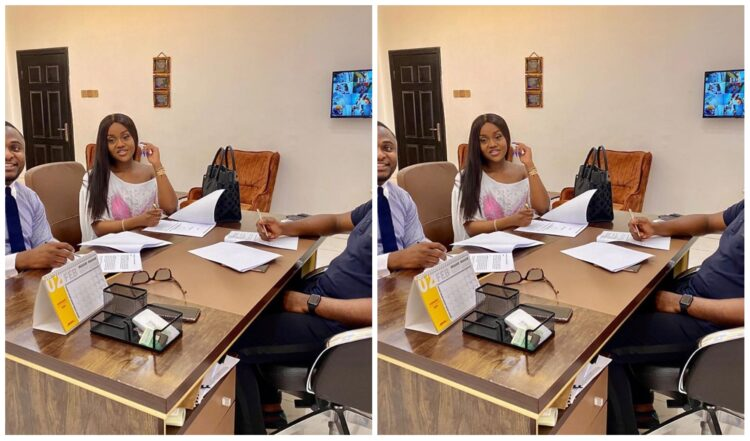 Chioma signs new deal with Royal Hair