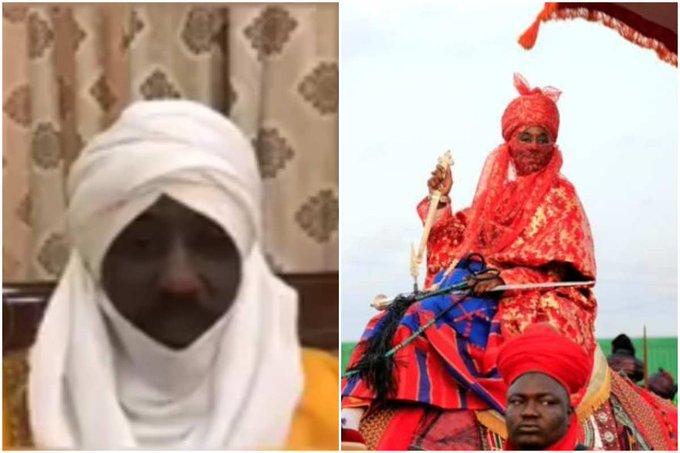 Sanusi finally speaks after dethronement