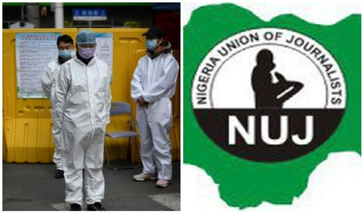 NUJ Chinese Doctors To Nigeria