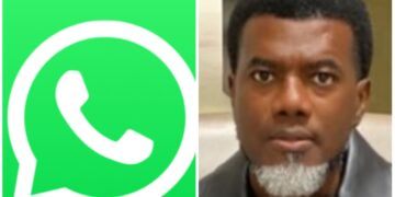 Reno Omokri WhatsApp Facebook