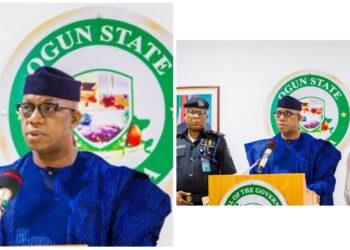 Dapo Abiodun Ogun Unrest