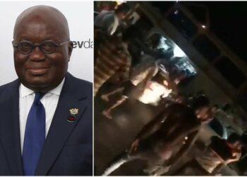 Ghana lift lockdown