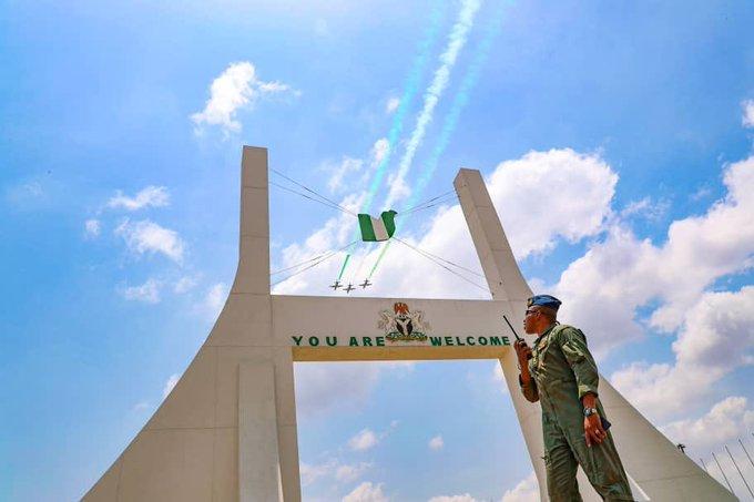Nigerian Air Force at 56