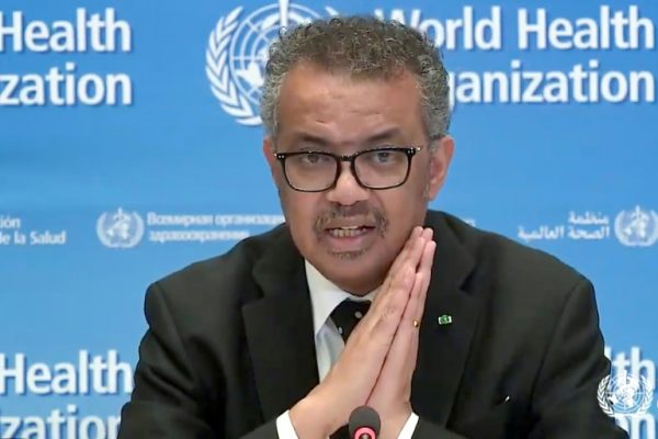 WHO director-general