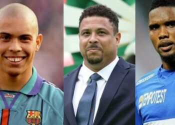 Samuel Eto'o Ronaldo