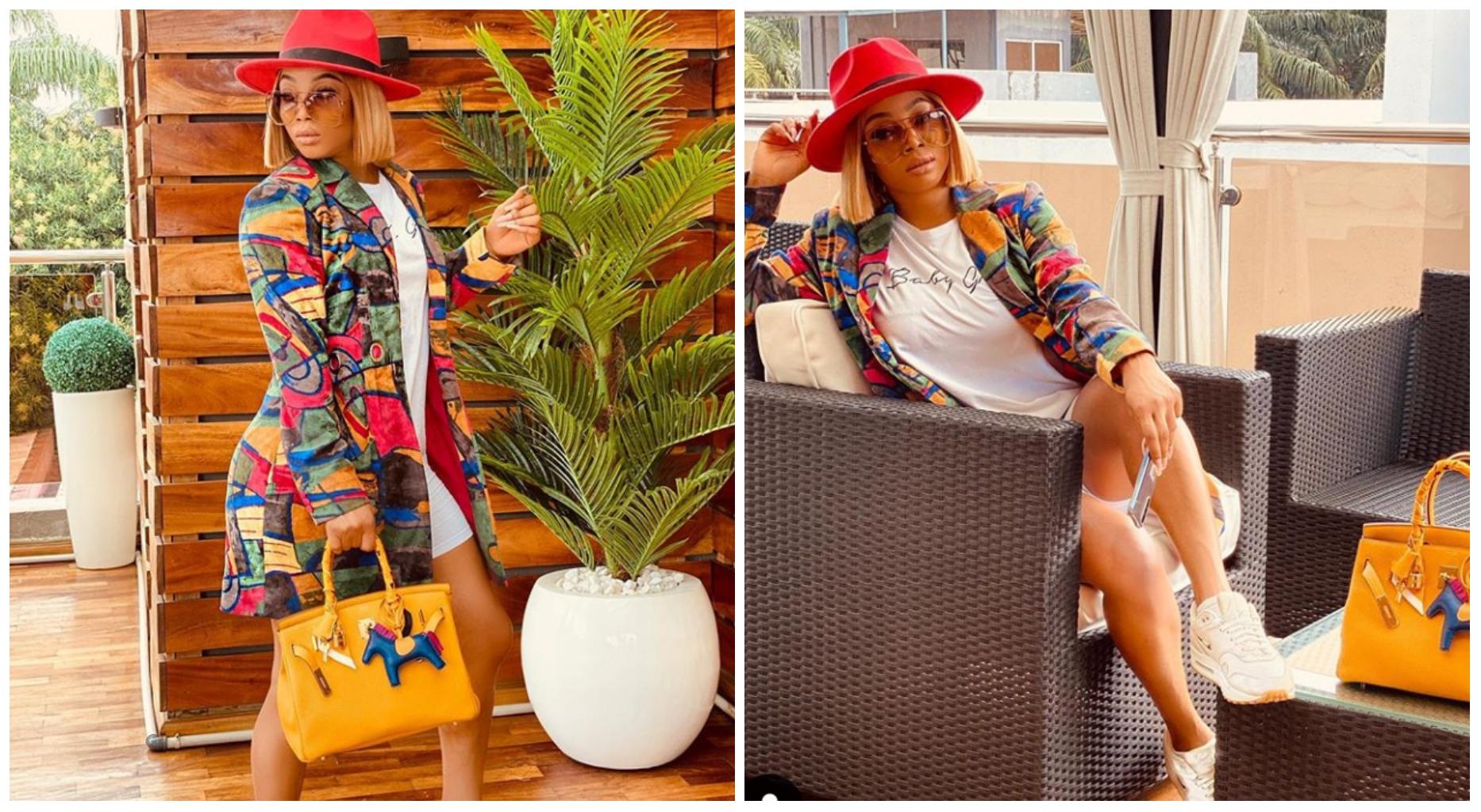 I had so many expectations - Toke Makinwa reveals as she clocks 36 (Photo)  | Theinfong