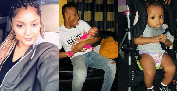 Gifty threatened to give my child to another man because I didn't give her money – Mr 2Kay