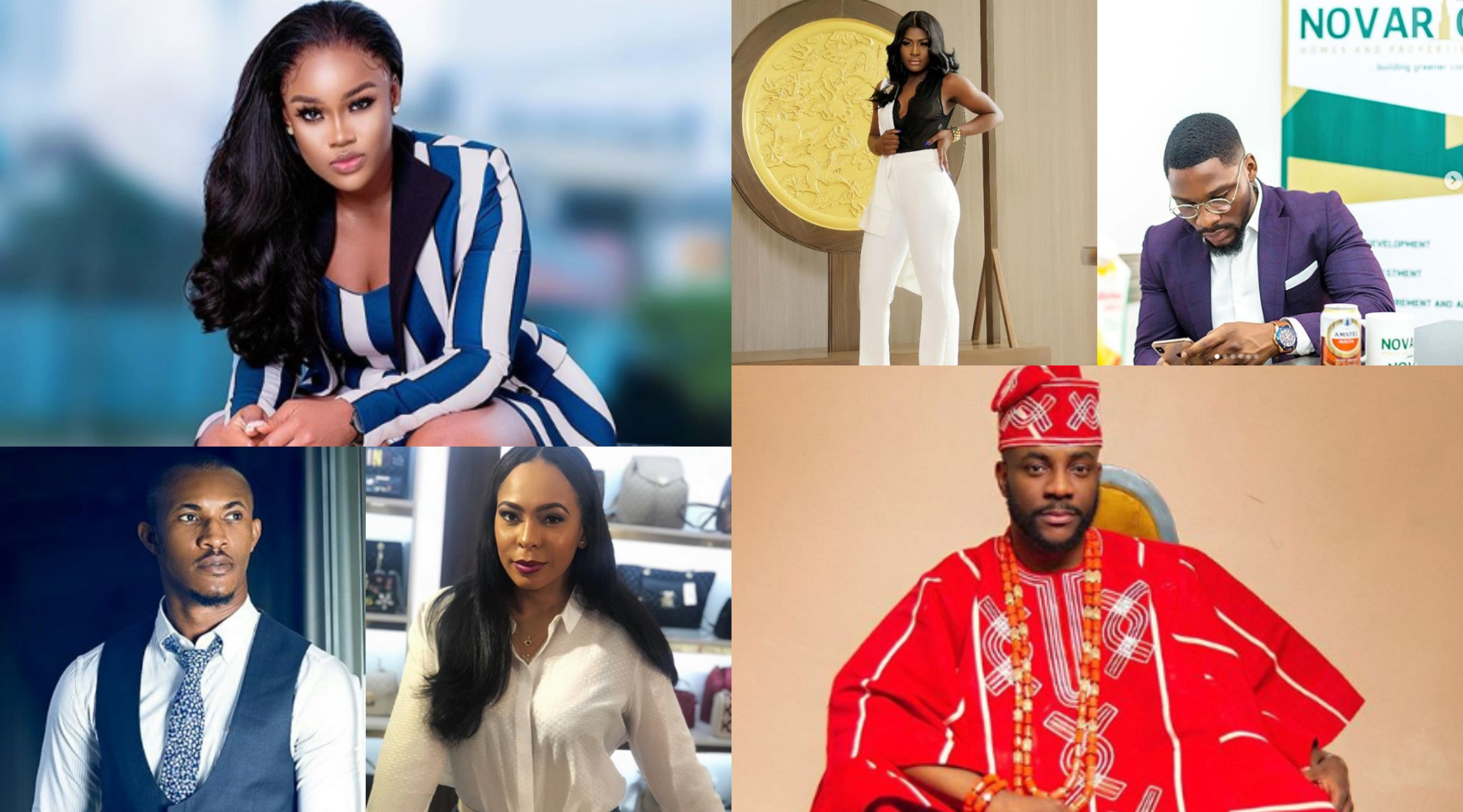 Big Brother Naija Housemates that made it big after the show