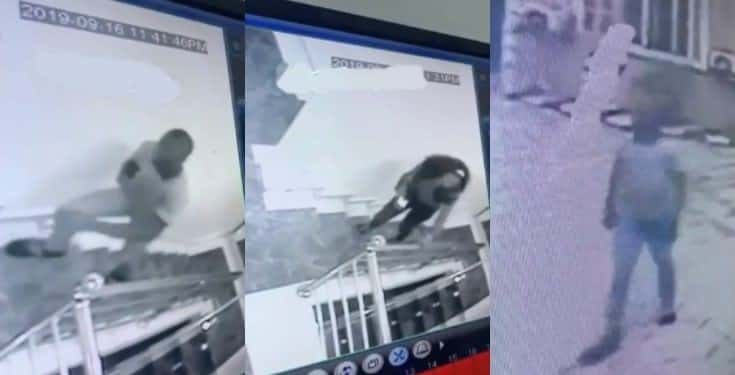 Another lady killed in a hotel in Port Harcourt, CCTV captures killer (video)