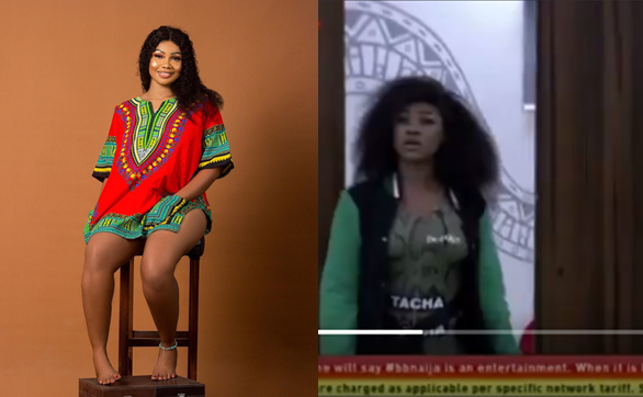 'All of you are trending on Social Media because of me' - Tacha blasts housemates