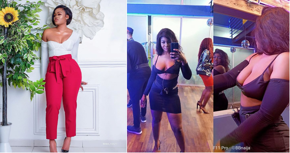 Tacha is just a low budget Cee C, they are both trash - Nigerian lady (Video)