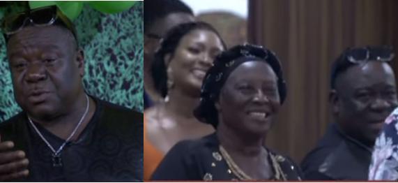 Nollywood celebrities, Mama G, Aki, Mr Ibru others visit housemates
