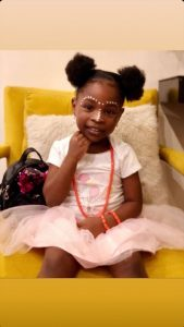 Davido celebrates his two daughters on 'National daughter day'
