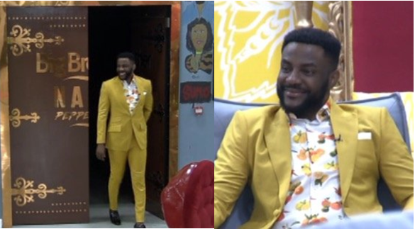 Ebuka pays impromptu visit to the house - Will Mercy and Tacha get disqualified