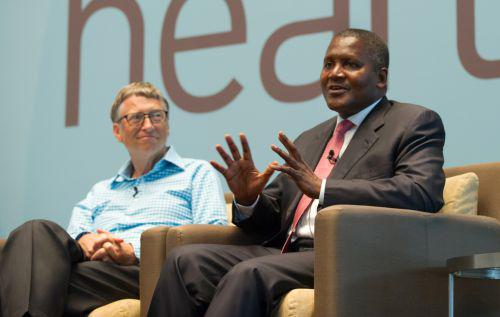 'I had no idea my country had challenges in its Health System until Bill Gates told me' – Dangote