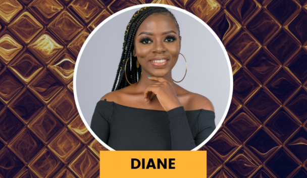 Diane evicted from the reality show