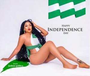 Toyin Lawani Independence photo