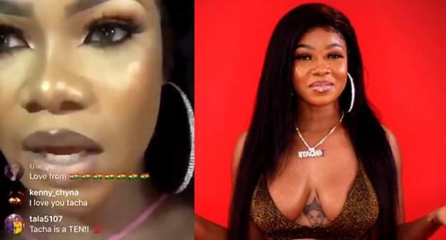 Big Brother organisers did not hold me hostage - Tacha reveals