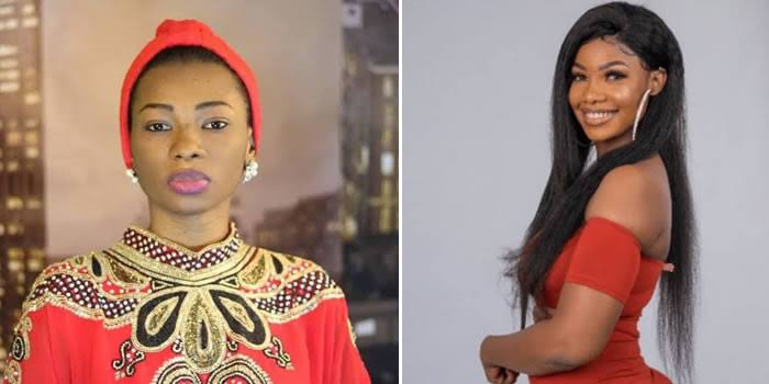 Jaruma deletes video which showed her promising to give Tacha N50million