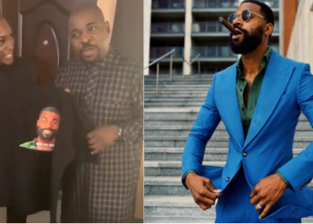MC Oluomo launches campaign for Mike