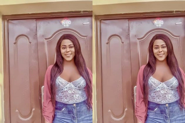 See what happened to this lady after she sprayed perfume on her private part to please her man