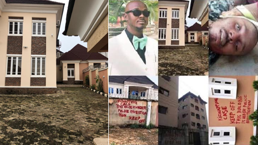Check out photos of kidnapper E-Money's properties to be forfeited to FG