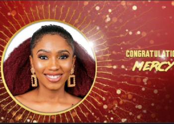 Mercy declared winner, beats Mike, Frodd, Omashola, Seyi