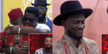Seyi and Omashola evicted on final day