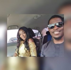 What an emotional reunion between Seyi and his girlfriend