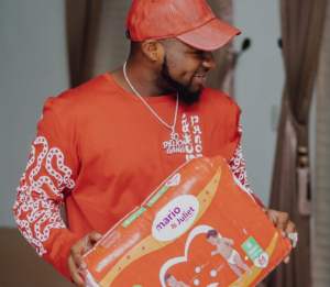 Davido signs deal for unborn kids