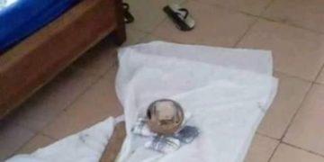 Ritualist found dead in hotel room in Ebonyi, calabash with money found