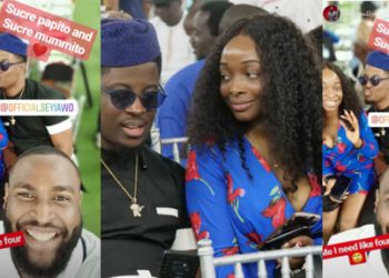 Seyi Awolowo's and his girlfriend is all shades of beautiful in photo