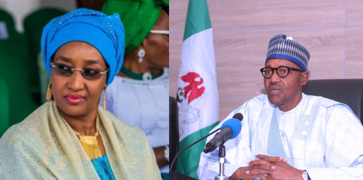 Buhari's new wife