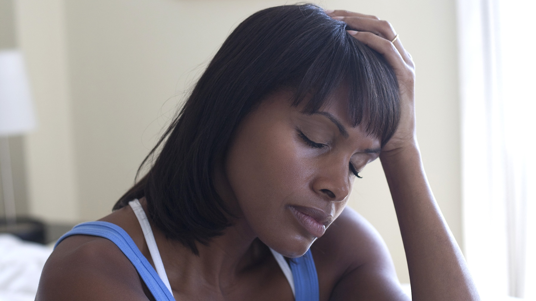 'I think my boyfriend is having sex with his Mother' – Nigerian lady cries out
