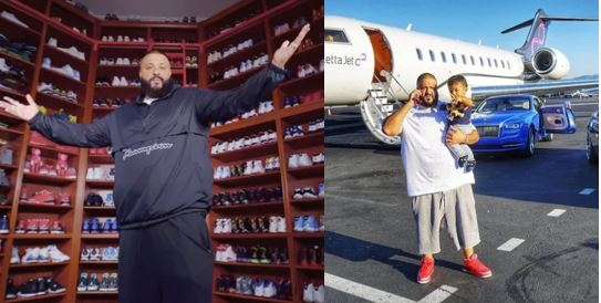 10 super expensive things DJ Khaled spends his millions on (With Pictures)