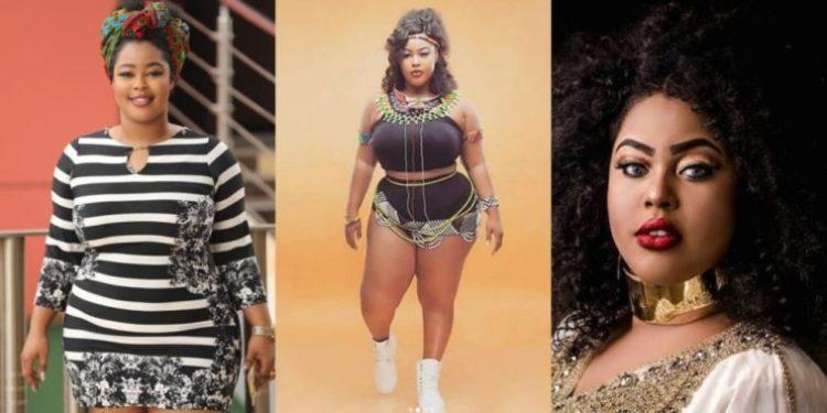I no longer get movie roles after doing plastic surgery – Actress Nana Frema