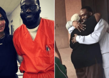See how Kim Kardashian helped release a man sentenced to life imprisonment after 22years in prison