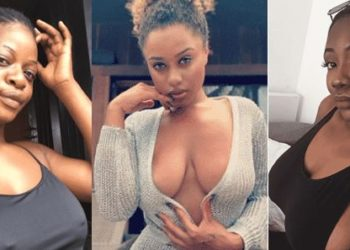 igerian ladies go braless to create awareness for breast cancer (Photos)