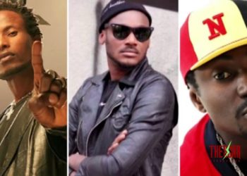 'Stop performing my songs on stage' — Blackface attacks Tuface, Faze